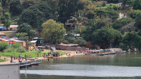 Un'immagine del villaggio Karonga in Malawi.